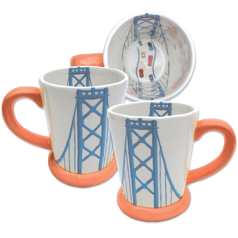 Bay Bridge Mug