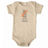 Bear Hugging California Baby Onesie