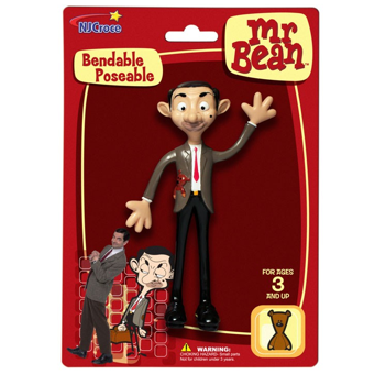 Bendable Mr. Bean