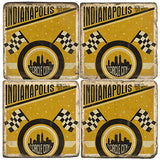 Indianapolis Drink Coasters