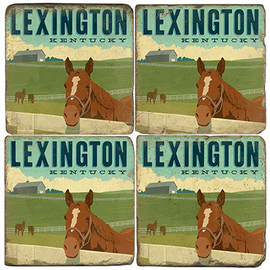 Lexington Drink Coasters