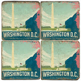 Washington DC Drink Coasters