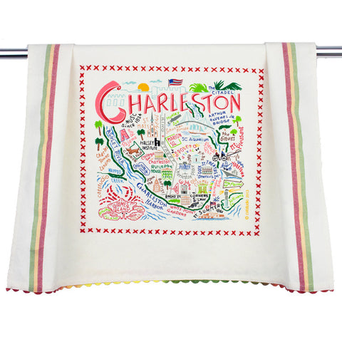 Charleston Dish Towel