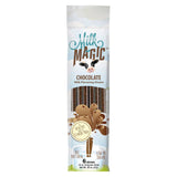 Chocolate Magic Milk Straws