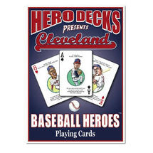 Hero Decks - Cleveland Indians