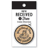 Wooden Nickel - Comic Diversion