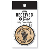 Wooden Nickel - Silly Game Night
