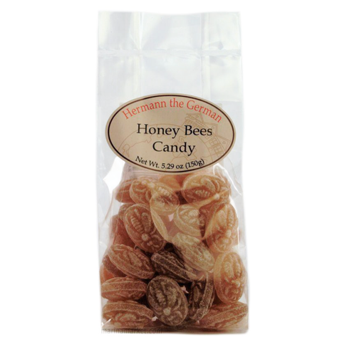 Hermann the German Honey Bees Candy