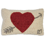 Heart & Arrow Pillow