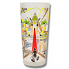 Hollywood Frosted Glass Tumbler
