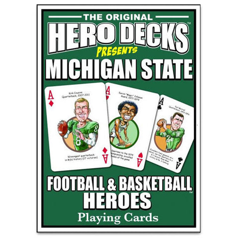 Hero Decks - Michigan State