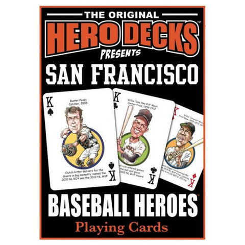 Hero Decks - San Francisco Giants
