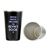 Kevin's Door Pint Glass