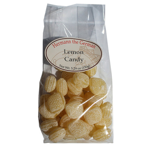 Hermann the German Lemon Candy