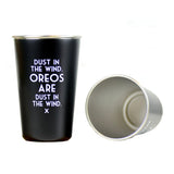 Oreos Pint Glass