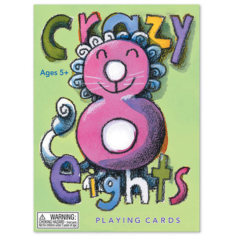 Crazy Eights Cards