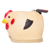Rubber Chicken Coin Purse