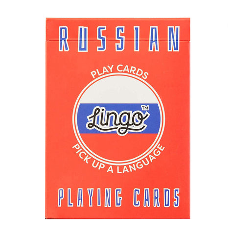 Russian Lingo Cards