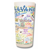 Savannah Frosted Glass Tumbler