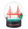 Golden Gate Fog Globe