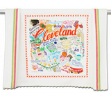 Cleveland Dish Towel