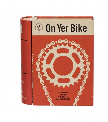 On Yer Bike Tin Book