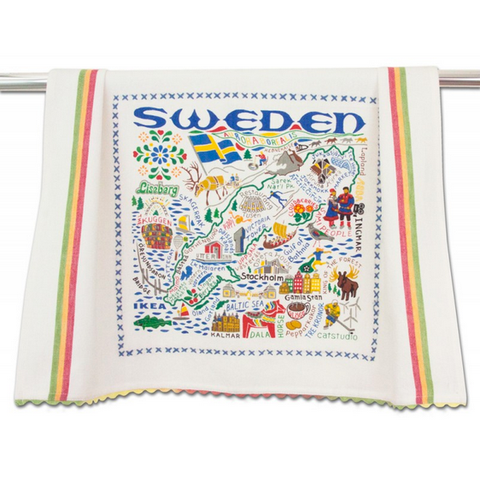 Sweden Dish Towel