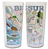 Big Sur Frosted Glass Tumbler
