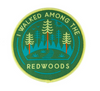 Redwoods Adventure Badge Patch