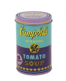 Soup Can Crayons Purple