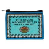 Senior Discount Coin Purse