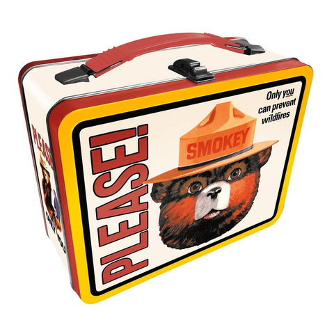 Smokey the Bear Lunch Box