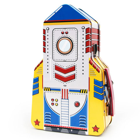 Rocket Lunch Box