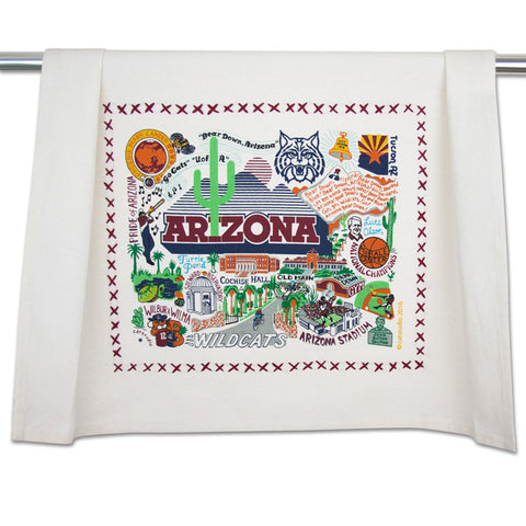 University of Arizona Collegiate Dish Towel