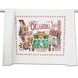 University of Oklahoma Collegiate Dish Towel