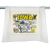 University of Iowa Collegiate Dish Towel
