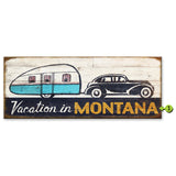 Vacation Custom Sign