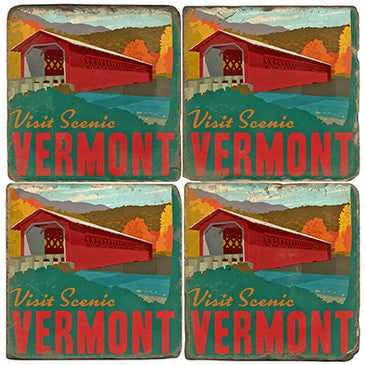 Vermont Drink Coasters