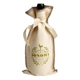 Sonoma Bottle Bag w/ Tie