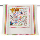 Yosemite Dish Towel