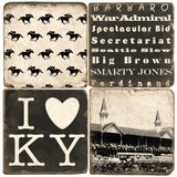 Kentucky Derby Drink Coasters