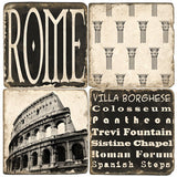 Rome Drink Coasters