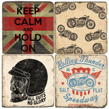 Easy Rider Drink Coasters