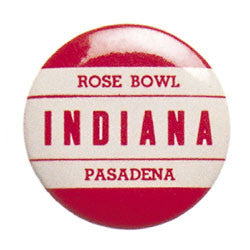Indiana 1968 Rose Bowl Pin