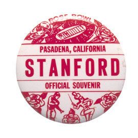 Stanford 1971, 1972 Rose Bowl Pin (3-1/2