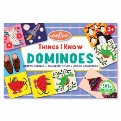 Things I Know Dominoes