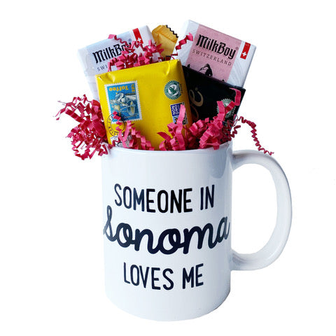 Sonoma Gift Mug To Go - Grown Ups