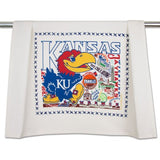 University of Kansas Collegiate Dish Towel