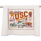 USC Collegiate Dish Towel