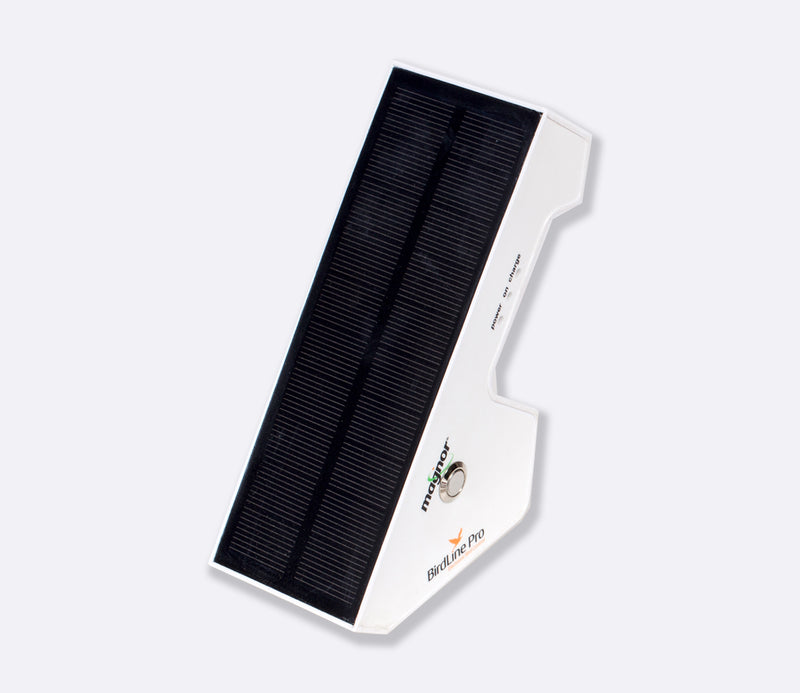 BirdLine Pro Solar power source